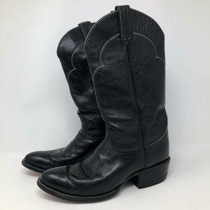 Tony Lama Men's Americana Western Boots Size 8.5